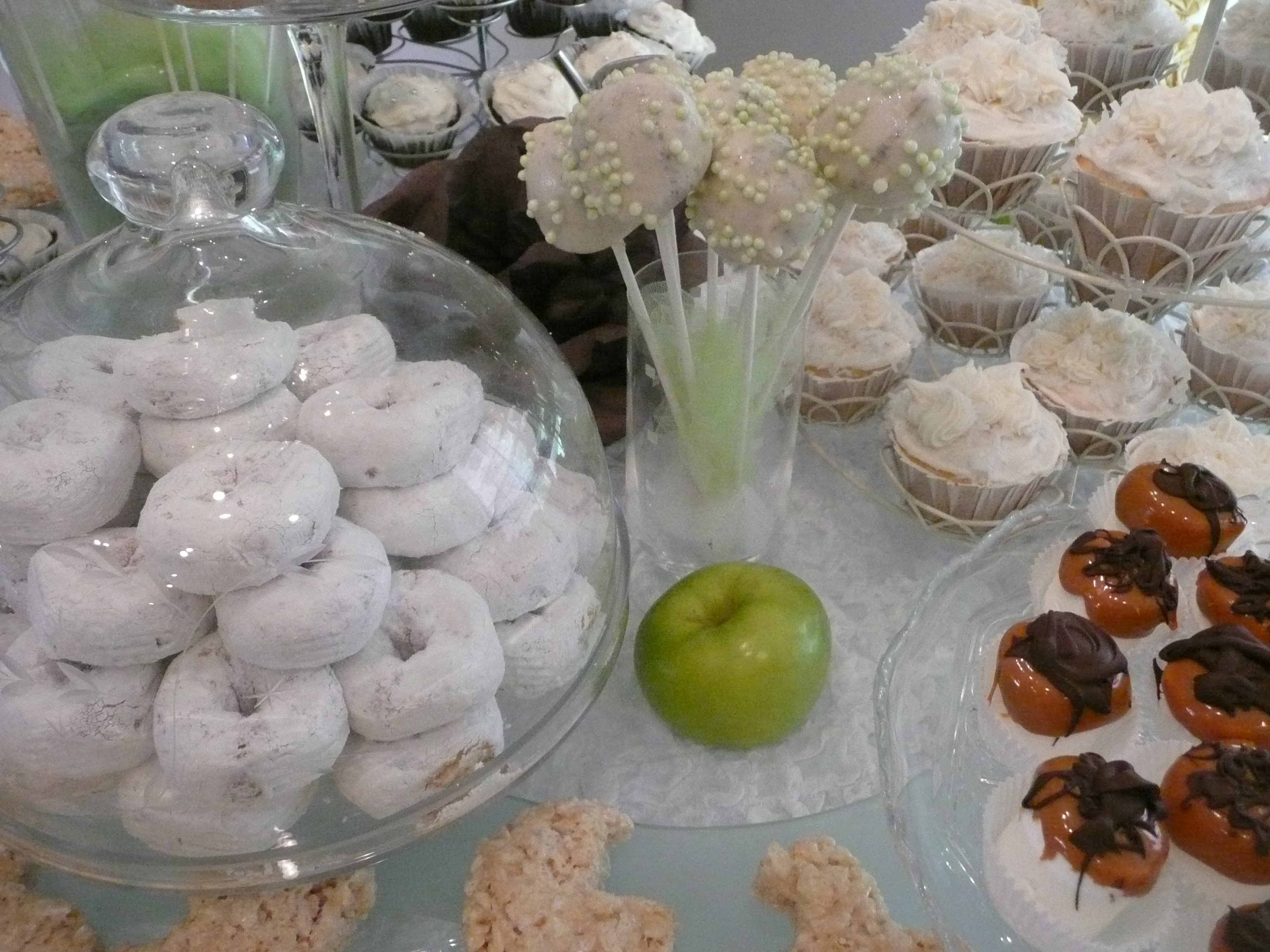 baby shower dessert table highlights michele busch