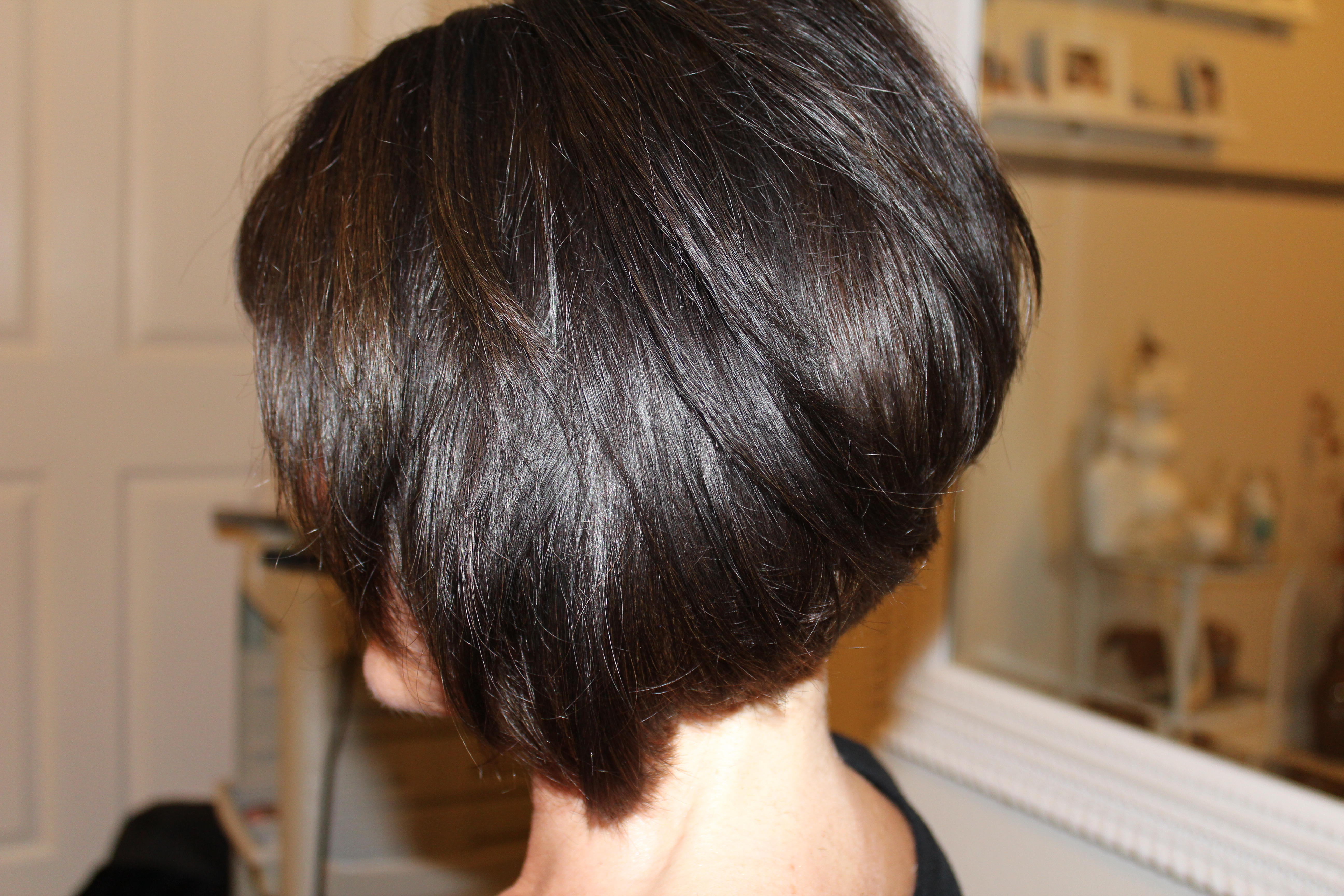 Excellent Back Of Short Bob Hairstyles Short Hairstyles For Women And Man Short Hairstyles Gunalazisus
